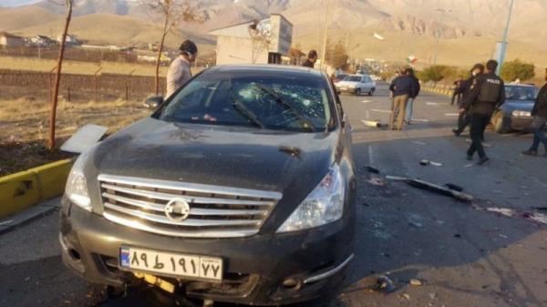 """اغتيال """"محسن فخرزاده"""" كبير علماء الذرة الإيرانيين"""