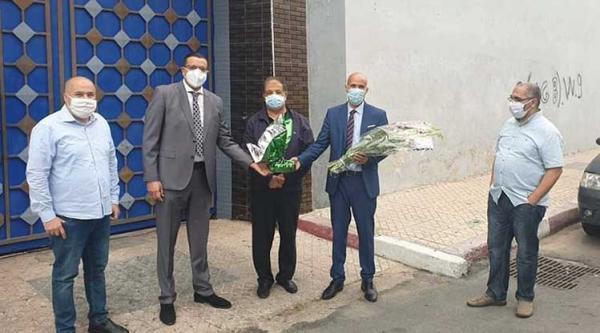 الإفراج عن محامي الزفزافي والمهداوي بعد قضاء عقوبته السجنية