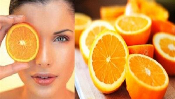 هل يصلح قشر البرتقال للتجميل؟