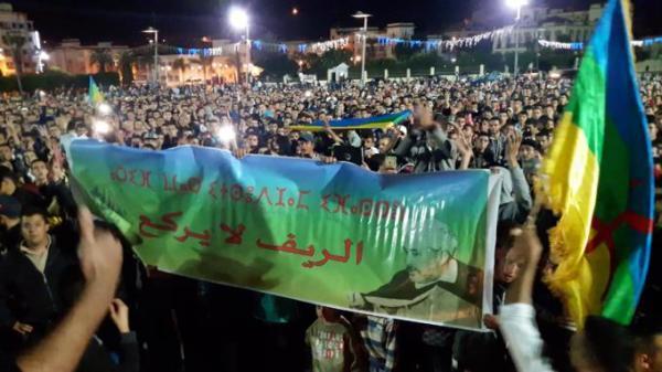 """السلطات المغربية ترد بقوة على اتهامات """"هيومان رايتس ووتش"""" بخصوص معتقلي حراك الريف"""