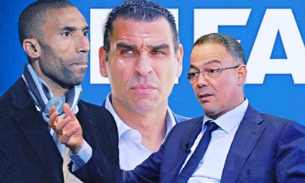"""على نحو صادم: """"وادو"""" يؤكد دعمه للجزائري """"زطشي"""" للفوز بعضوية """"فيفا"""" على حساب مواطنه """"فوزي لقجع"""" (صورة)"""