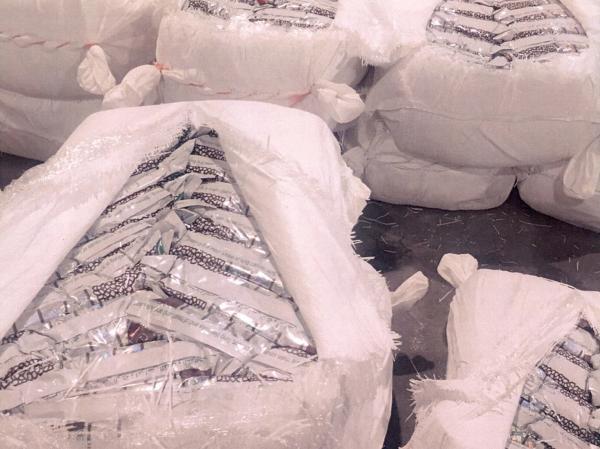 السلطات القطرية تحبط تهريب أكثر من أربعة أطنان من مادة التمباك المحظورة