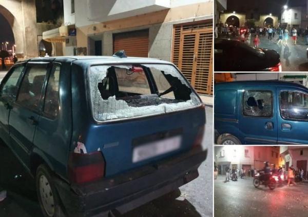 """اعتقال 19 مراهقا ينتمون إلى """"إلتراس"""" فريق كروي بعد تهديدهم بشكل خطير أمن المواطنين"""