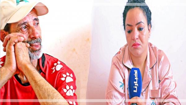 """بالفيديو: """"فتيحة"""" صاحبة أشهر قناة """"روتيني اليومي"""" تنهار بسبب حملة """"التبليغات"""" وزوجها يوجه رسالة مؤثرة للمغاربة"""