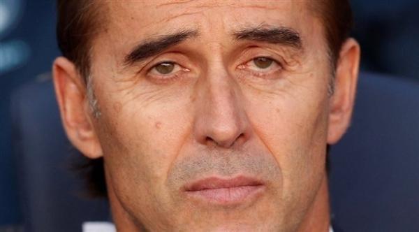 لوبيتيغي يقاضي ريال مدريد