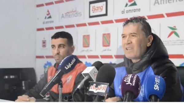 حسنية أكادير يفك ارتباطه مع المدرب منير شبيل بالتراضي
