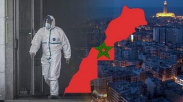 """التوزيع الجغرافي للحالات الجديدة المصابة ب""""كورونا"""" في المغرب.. أغلبها في جهة الدار البيضاء"""
