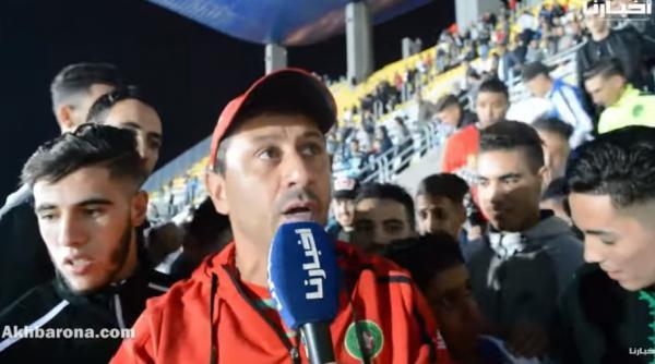 """ردود أفعال غاضبة من حليلوزيتش بعد """"إهانته"""" للاعبي البطولة المغربية"""
