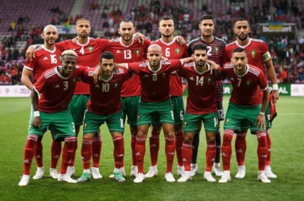 عاجل: التشكيل الرسمي لمباراة المغرب واسبانيا .. سايس يعود وبنعطية يغيب