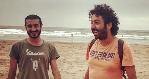 الإفراج عن الصحافيين عمر الراضي وعماد استيتو