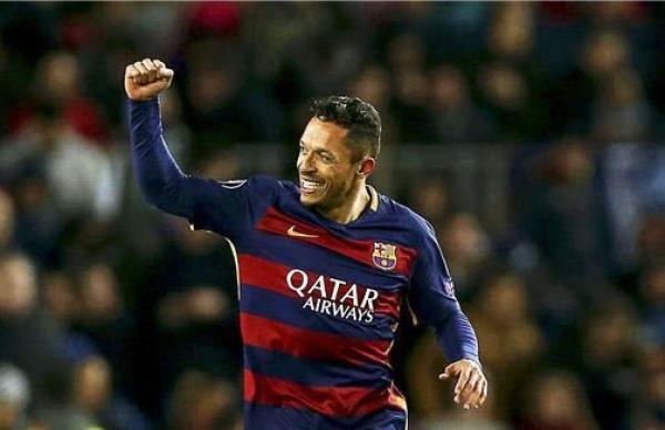 السجن للاعب برشلونة السابق أدريانو