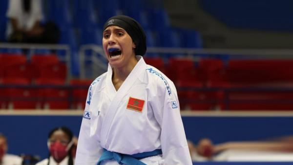 دوري باريس المفتوح للكاراطي: المغربية ابتسام سادني تحرز الذهبية و تتأهل الى أولمبياد طوكيو