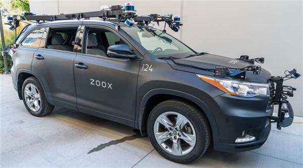 أمازون تجري محادثات لشراء الشركة الناشئة للسيارات ذاتية القيادة زوكس