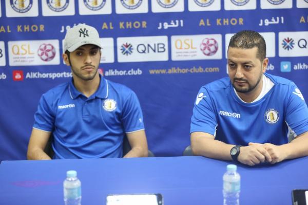 مدرب مغربي يتولى تدريب فريق الخور القطري