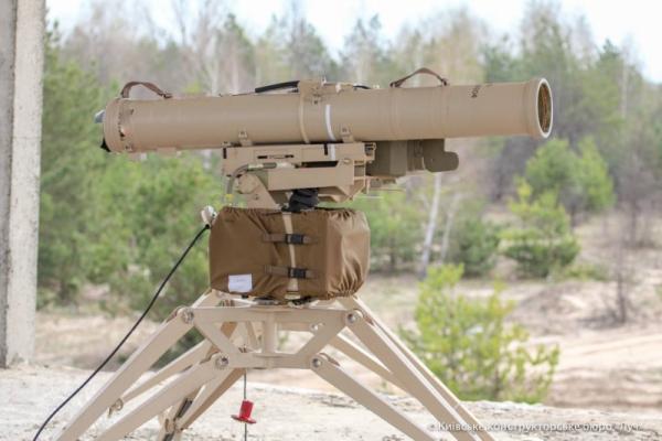 المغرب يسلح جيشه بصواريخ أوكرانية دقيقة التوجيه مضادة للدبابات
