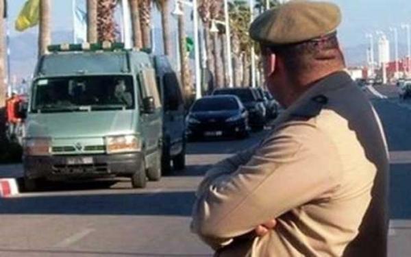 وفاة مفاجئة لعنصر من القوات المساعدة أثناء مزاولته لعمله بالفقيه بن صالح