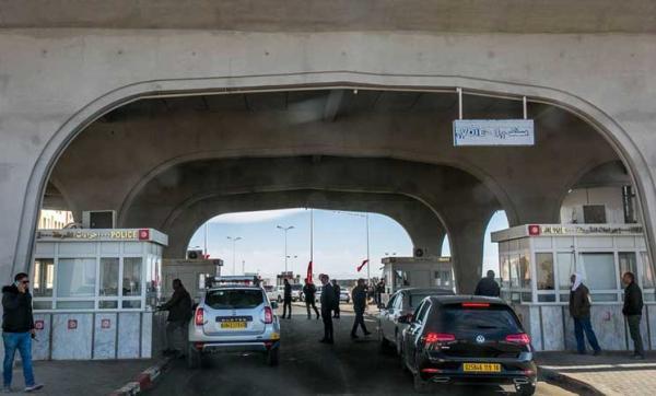 تونس تنتهي من تهيئة معبر حدودي مع الجزائر(صور)