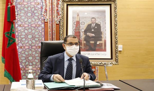العثماني: نسبة الإجراءات المنجزة من البرنامج الحكومي بلغت 50 في المائة