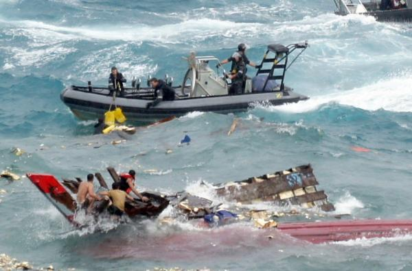 معطيات جديدة عن واقعة وفاة 7 مراهقين مغاربة غرقا بسواحل طرفاية (صورة)