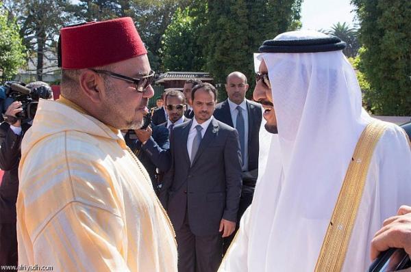 """بعد الهجوم """"الإرهابي"""" على السعودية...رسالة من الملك محمد السادس إلى الملك سلمان"""