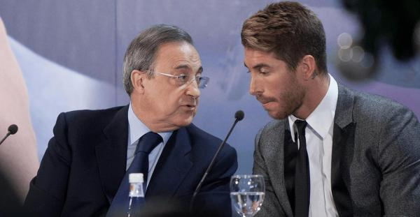 راموس يكشف حقيقة مشاكله مع ريال مدريد