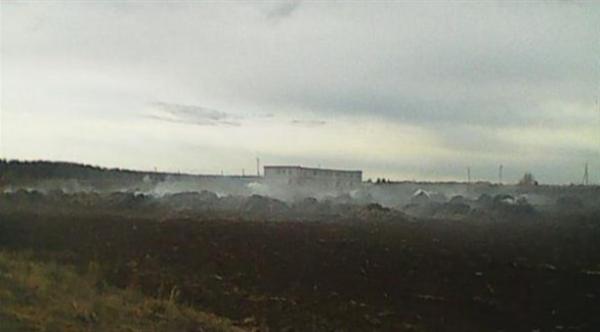 فتاتان تتسببان في حرق حقل خلال تصوير فيديو تيكتوك