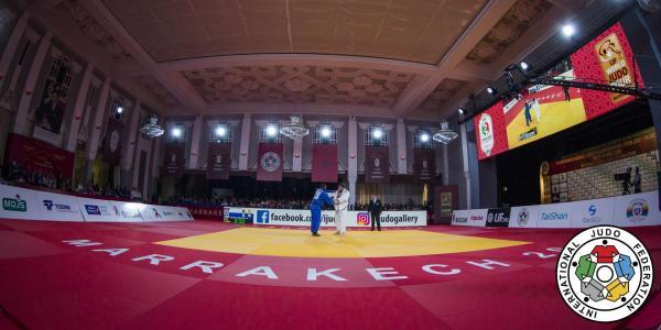 إنطلاق بطولة العالم المفتوحة للجيدو بمراكش وسط احتجاجات بسبب المشاركة الإسرائيلية