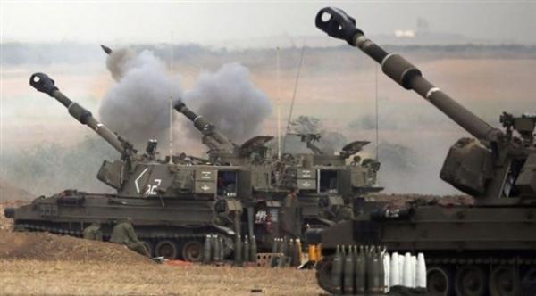 في تصعيد خطير...دبابات إسرائيلية تدمر نقطة مراقبة تابعة للجيش السوري قرب الحدود