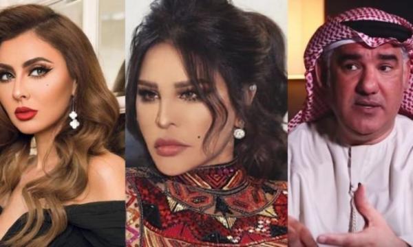 شقيق حسين الجسمي يهاجم أحلام بسبب دفاعها عن فنانة مغربية: تدخلت في ما لا يعنيها