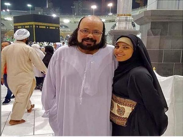 ابنة الفنان المصري طلعت زكريا تكشف سبب وفاته الصادمة