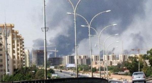 أزيد من 120 قتيلا ونحو 600 جريح في المعارك قرب العاصمة الليبية