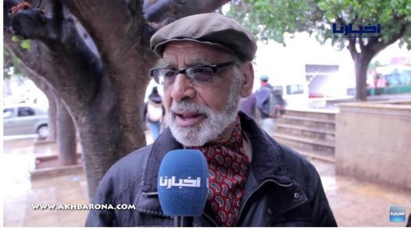 وفاة الممثل المغربي الكبير مولاي عبد الله العمراني