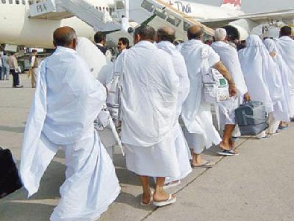 بدء رحلات عودة الحجاج المغاربة إلى أرض الوطن بعد غد الجمعة