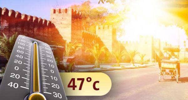 موجة الحر متواصلة بالمغرب والمحرار سيسجل 47 درجة غدا بهذه المنطقة