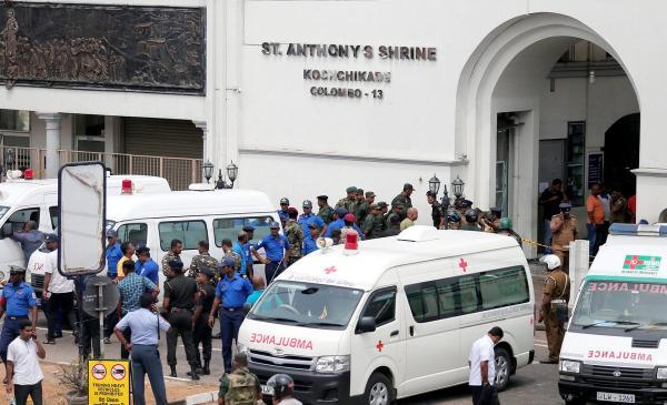تفجيرات سريلانكا..حصيلة جديدة