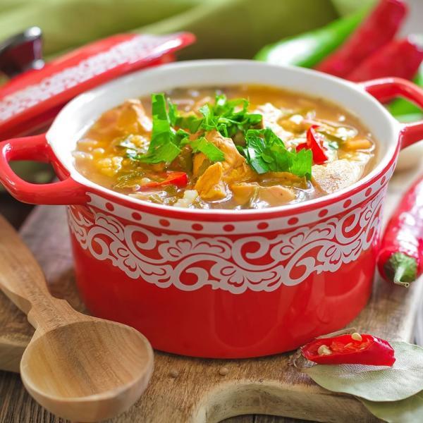 الحساء على الطريقة المكسيكية