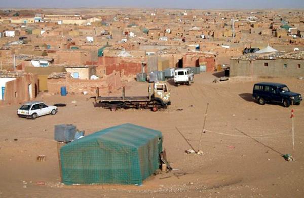 """إسبانيا تحث مواطنيها على """" مغادرة مخيمات تندوف في أسرع وقت ممكن """""""
