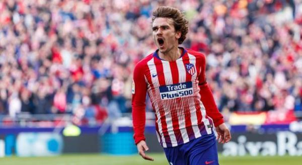 """رسميا...أتلتيكو مدريد يعلن رحيل نجمه """"غريزمان"""" وهذا هو الفريق الذي اختاره"""