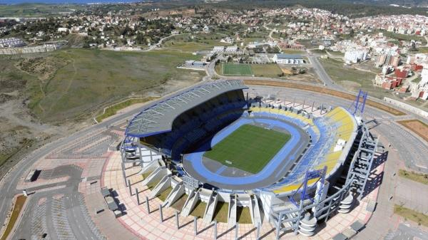 ملعب طنجة يحتضن أكبر مركز تلقيح على الصعيد الوطني