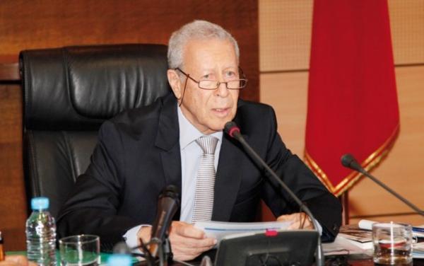 القضاء يقرر الاقتطاع من الأجر الشهري للوزير رشيد بلمختار