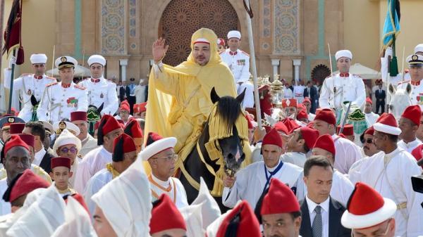 بلاغ هام من وزارة القصور الملكية والتشريفات والأوسمة بشأن الاحتفالات الخاصة بعيد العرش
