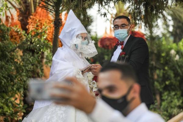"""""""العثماني"""" يستقبل """"رحال"""" بعد تصريحه المثير حول الأعراس السرية وتسببها في ارتفاع حالات كورونا .. التفاصيل"""