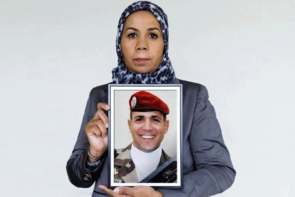 المغربية لطيفة بن زياتن تتلقى تهديدات بالقتل في فرنسا