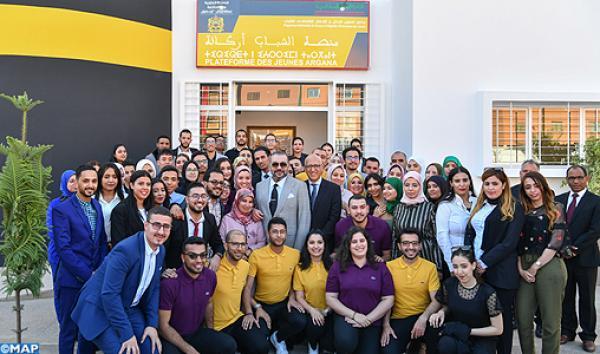 الملك محمد السادس يعطي دفعة قوية لبرامج المبادرة الوطنية للتنمية البشرية