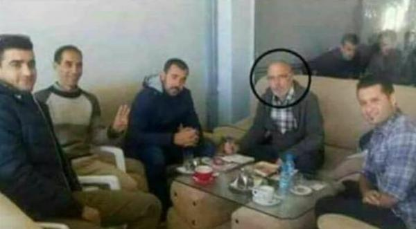 حقيقة صورة ناصر الزفزافي رفقة رئيس المخابرات الجزائرية في باريس