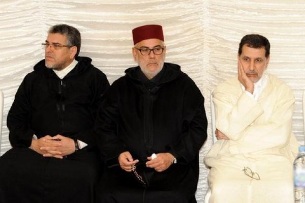 """هكذا نعى العثماني والرميد وقيادات بـ""""العدالة والتنمية"""" الرئيس مرسي"""