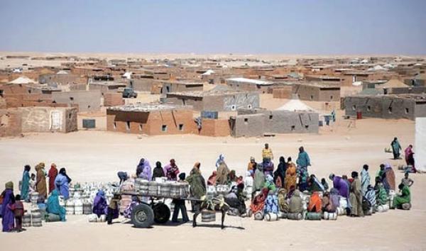 منظمة غير حكومية صحراوية تندد بجنيف بحالات الاختفاء القسري في مخيمات تندوف