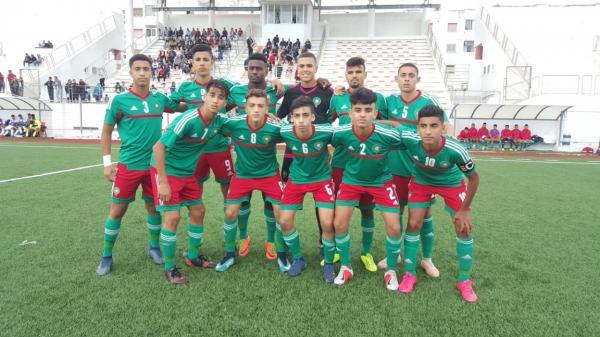قائمة المنتخب المغربي لأقل من 15 سنة المشارك في بطولة شمال إفريقيا بالجزائر