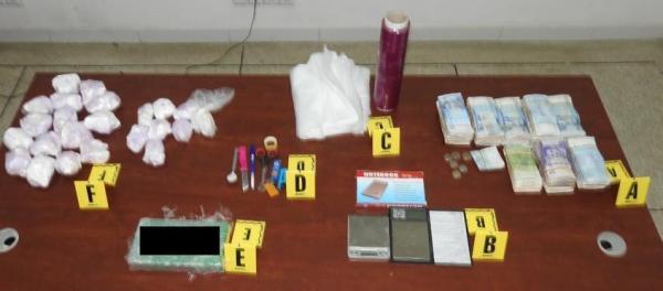 حجز كمية مهمة من الكوكايين في بني ملال