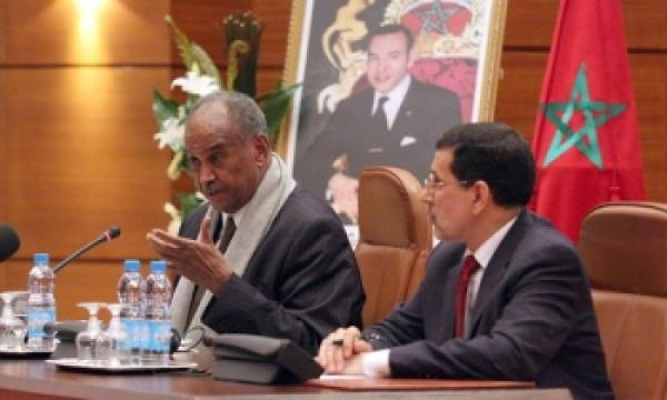 الملك محمد السادس يعزي في وفاة السفير أحمد السنوسي